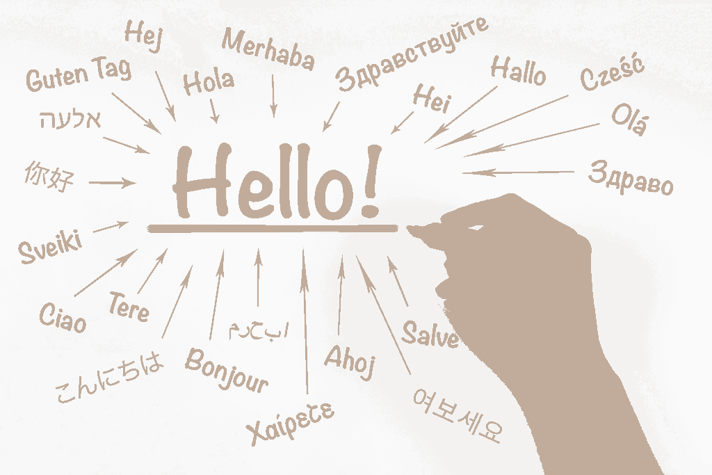 Hello World Image